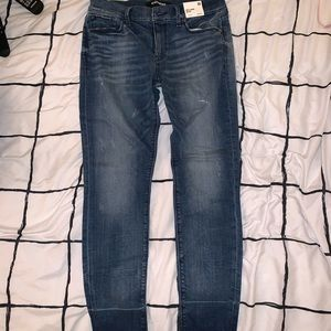 NWT EXPRESS ANKLE LEGGINGS MID RISE JEANS SIZE 6